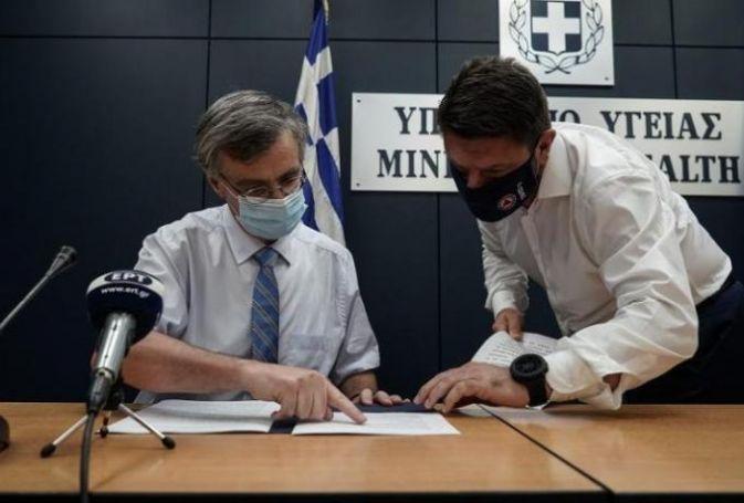 Μάσκα στη… μάσκα και lockdown: Αυτά είναι τα 2 μέτρα που ανακοινώνει αύριο η κυβέρνηση   panathinaikos24.gr