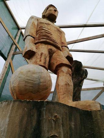 Παναθηναϊκός: Το άγαλμα του ιδρυτή Γιώργου Καλαφάτη στη Λεωφόρο! (Pics) | panathinaikos24.gr