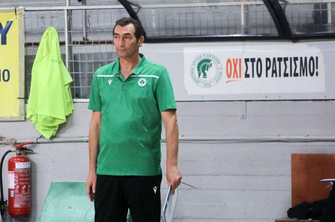 Ανδρεόπουλος: «Νίκη στο Ρέντη για βαθμολογική και ψυχολογική βελτίωση»   panathinaikos24.gr