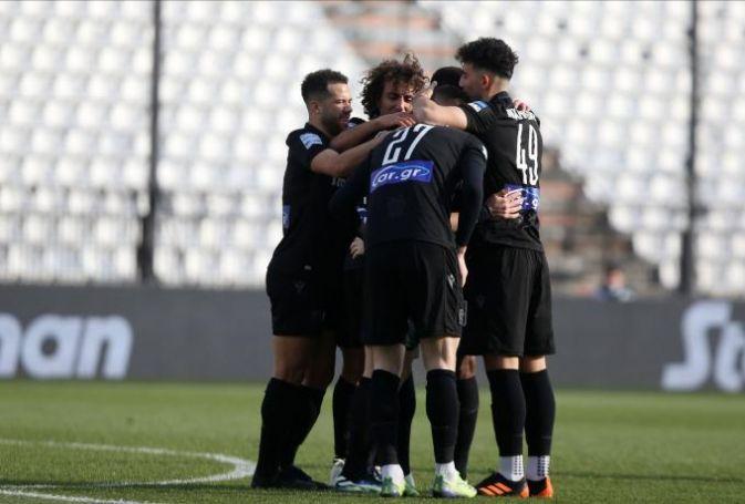 Προηγείται με 4-0 ο ΠΑΟΚ (vid)   panathinaikos24.gr