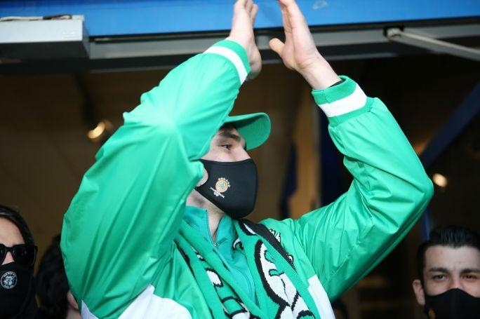 «Τρελαμένος» ο Χεζόνια: «Το αίμα μου είναι πράσινο – Τα καλύτερα γενέθλια μου» (pic) | panathinaikos24.gr