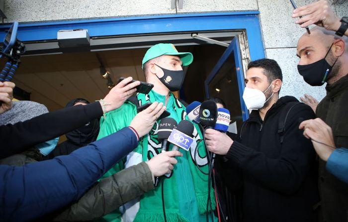 «Τρέλα» Χεζόνια: «Ο Παναθηναϊκός είναι θρησκεία και ο κόσμος του ο καλύτερος στον πλανήτη» | panathinaikos24.gr