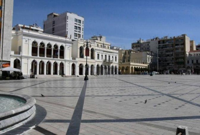 Εκτακτο: Καθολικό lockdown στην Πάτρα! (vid) | panathinaikos24.gr