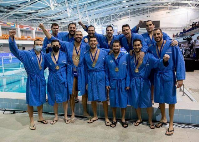 Τόκιο 2020: Στους Ολυμπιακούς με θρίαμβο η Eθνική πόλο   panathinaikos24.gr