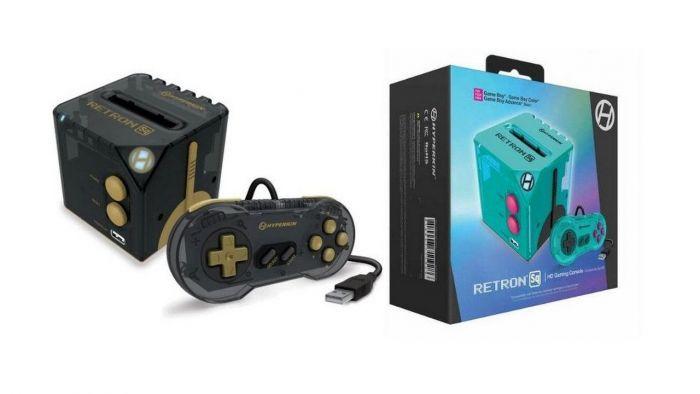 RetroN Sq, νέα κονσόλα για τα παιχνίδια του Game Boy στην τηλεόραση | panathinaikos24.gr