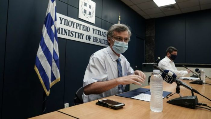 «8.000 κρούσματα αυτήν την εβδομάδα»: H σοκαριστική εικόνα του Σωτήρη Τσιόδρα από το βήμα της Βουλής (Pic)   panathinaikos24.gr