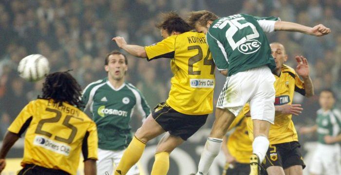 Παναθηναϊκός – ΑΕΚ: Μπίσκαν και… 3000 γκολ! (vid)   panathinaikos24.gr