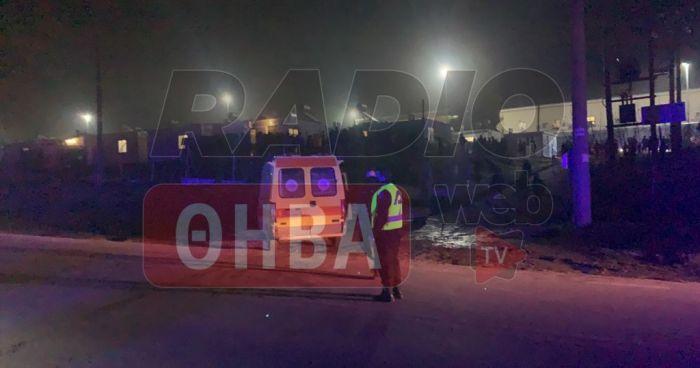 Έκτακτο: Φωτιά σε δομή προσφύγων στη Θήβα – Νεκρό 6χρονο παιδί (vid) | panathinaikos24.gr