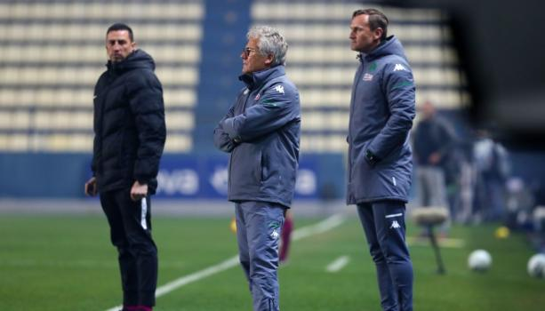 Μπόλονι: «Δεν γίνεται να κάνουμε 8-9 ευκαιρίες και να μη βάζουμε γκολ» (vid) | panathinaikos24.gr