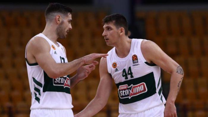 Παναθηναϊκός: Χωρίς Νέντοβιτς και Κασελάκη στο Βερολίνο | panathinaikos24.gr