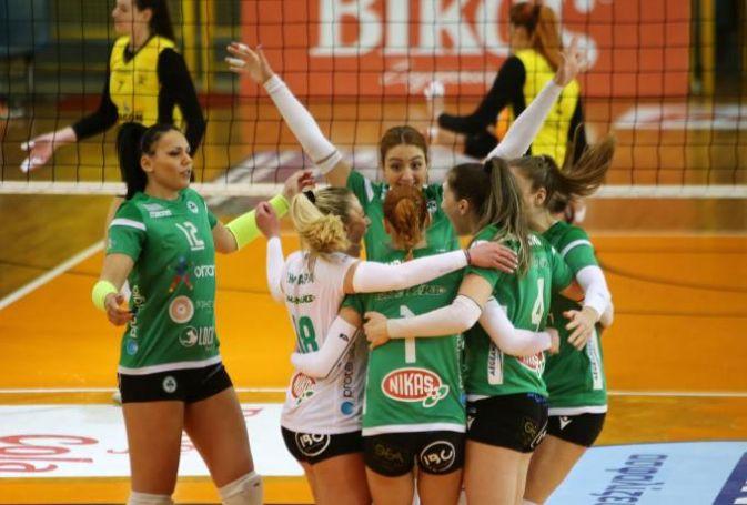 Καθάρισαν τον Ηλυσιακό οι πράσινες | panathinaikos24.gr