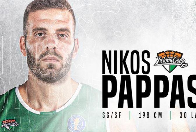 Ανακοινώθηκε ο Νίκος Παππάς από τη Ζιέλονα Γκόρα | panathinaikos24.gr