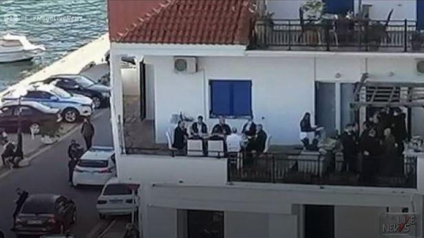 Στη Βουλή το γεύμα Μητσοτάκη στην Ικαρία (vid) | panathinaikos24.gr