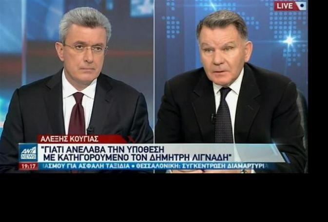 Καυγάς Χατζηνικολάου – Κούγια: «Αν εγώ είμαι η ντροπή της νομικής, ποιος είναι αυτός που με κρίνει;» (vid) | panathinaikos24.gr