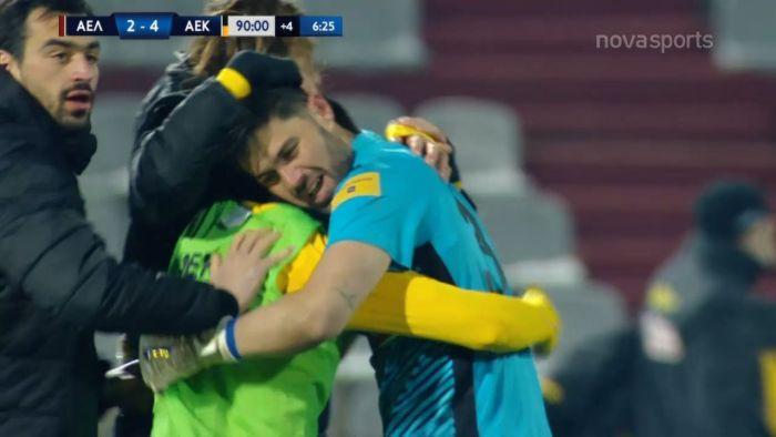 Το φοβερό φινάλε στο Αλκαζάρ: Αντί για 3-3… έγινε 2-4! (vid) | panathinaikos24.gr