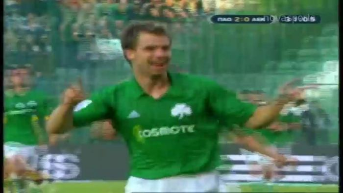 Παναθηναϊκος – ΑΕΚ: 4-0 ημίχρονο με σόου Ίβανσιτς (vid) | panathinaikos24.gr