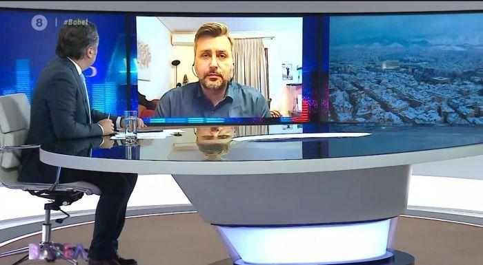 «Μήδεια»: Αδιάκοπες χιονοπτώσεις έως το πρωί της Τετάρτης – Μεγάλος ο κίνδυνος παγετού (vid)   panathinaikos24.gr