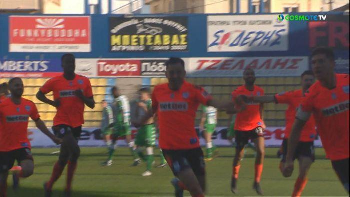 ΠΑΣ Γιάννινα – Παναθηναϊκός: 2-1 με κεφαλιά του Κάργα (vid) | panathinaikos24.gr