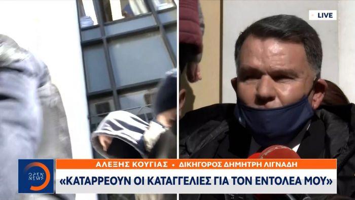 Κούγιας για Λιγνάδη: «Όλες οι καταγγελίες καταρρέουν» (vid)   panathinaikos24.gr