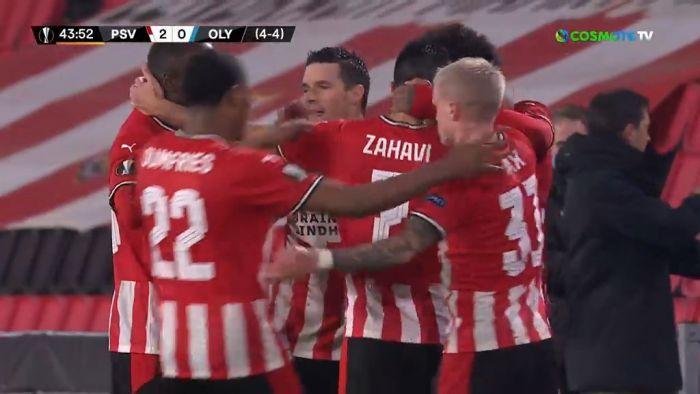 Αϊντχόφεν – ΟΣΦΠ: Φάουλ του Ζάχαβι και 2-0 (vid) | panathinaikos24.gr