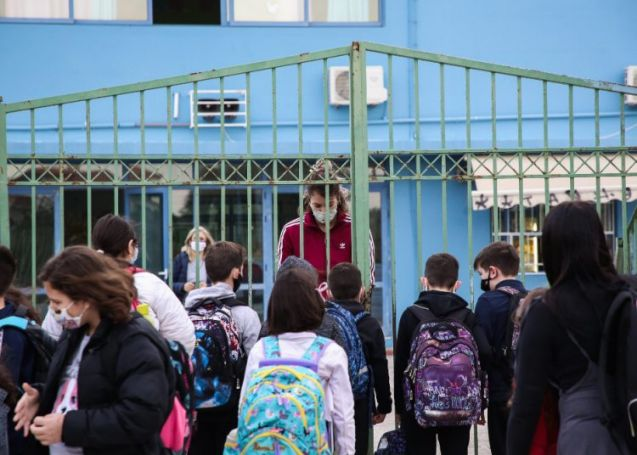 Lockdown: Πότε ανοίγουν σχολεία και καταστήματα | panathinaikos24.gr