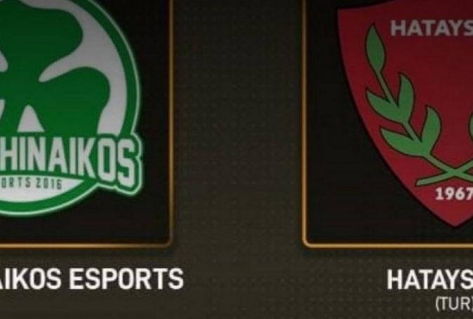 E- sports: Διεθνής επιτυχία για Παναθηναϊκό | panathinaikos24.gr