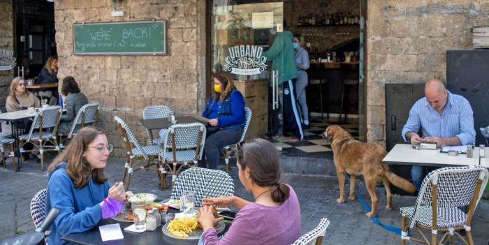 H ζωή στο Ισραήλ μετά το εμβόλιο: Χαλάρωσαν τα μέτρα, μια ολόκληρη χώρα σε «party mood» | panathinaikos24.gr