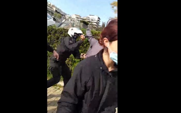 Το βίντεο που καταρρίπτει τα fake news: Έτσι ξεκίνησαν όλα στη Νέα Σμύρνη (vid) | panathinaikos24.gr