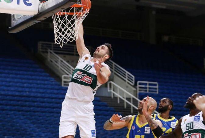 Με το Περιστέρι για την 14η νίκη | panathinaikos24.gr