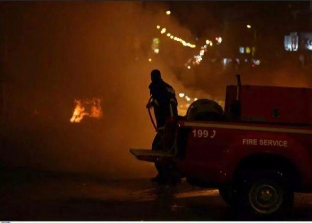 Επεισόδια Νέα Σμύρνη: Ο Άκης Χατζηαντωνίου είναι ο άνθρωπος που έσβησε όλες τις φωτιές στην πλατεία!   panathinaikos24.gr