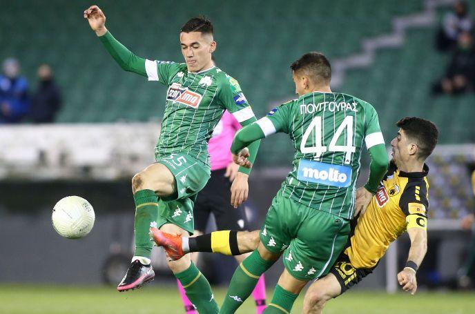Πούγγουρας: «Μας στεναχωρεί το αποτέλεσμα, τα πάντα για την πρόκριση στο Κύπελλο» (Vid)   panathinaikos24.gr