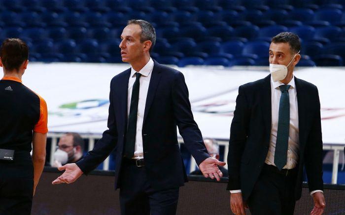 Κάτας: «Μας δίνει πράγματα που μας έλειπαν ο Χεζόνια, θα χρειαστεί λίγο χρόνο ο Νέντοβιτς» | panathinaikos24.gr
