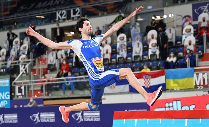 Ευρωπαϊκό Πρωτάθλημα Κλειστού Στίβου 2021: Η επισκόπηση της δεύτερης ημέρας (pics, vid) | panathinaikos24.gr