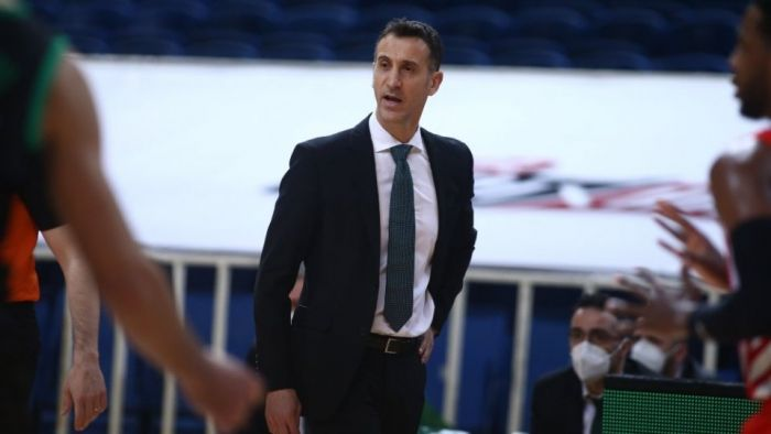 Λούμπιν: «Ο Όντεντ προσπαθεί να φέρει κάτι διαφορετικό» | panathinaikos24.gr