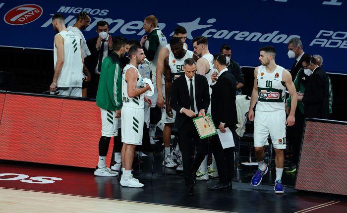 Λούμπιν: «Προοδεύουμε σαν ομάδα, δοκιμάζουμε νέα πράγματα» | panathinaikos24.gr