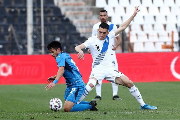 Ντεμπούτο του Αλεξανδρόπουλου με τη φανέλα της Εθνικής Ανδρών | panathinaikos24.gr