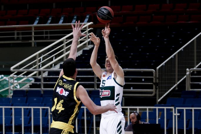 Παναθηναϊκός: Ντεμπούτο με ρεκόρ για τον Μπρέι (Pic) | panathinaikos24.gr