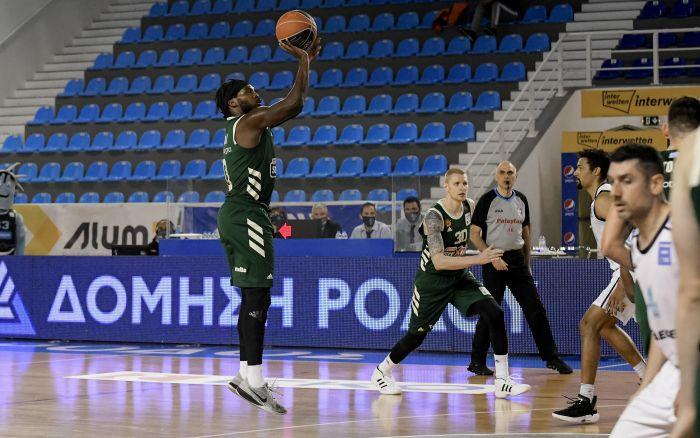 Παναθηναϊκός: Τα «πράσινα» τρίποντα κόντρα στον Κολοσσό (Vid) | panathinaikos24.gr