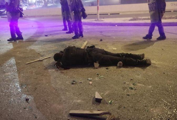 Τα… γυρίζει ο κουνιάδος του «Ινδιάνου» – «Δεν ξέρω αν έριξε τον αστυνομικό από το μηχανάκι» | panathinaikos24.gr