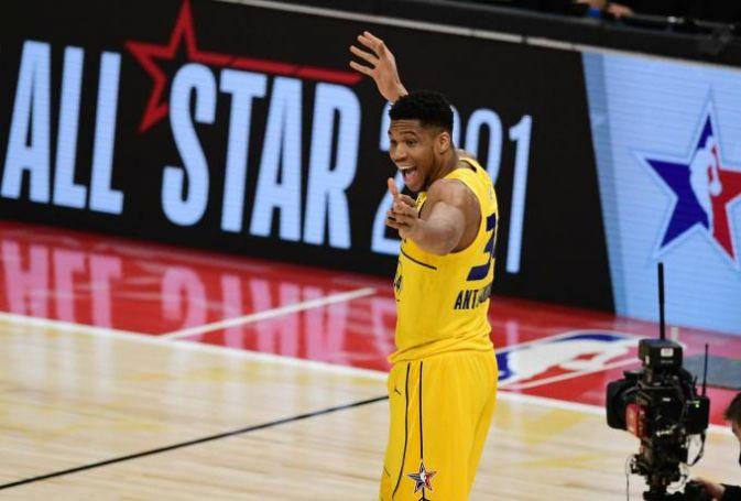 MVP του All Star Game o Γιάνναρος! (vid) | panathinaikos24.gr