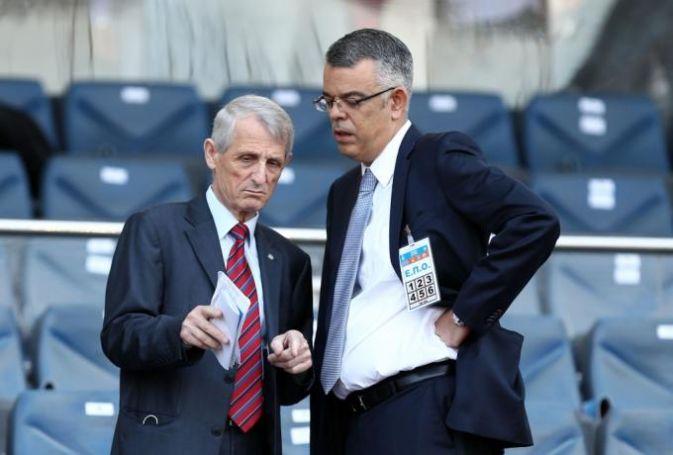 Απολυτήριο δημοτικού να έχει ο πρόεδρος της ΕΠΟ (αλλά να μας παίζει 100-0), σωστά κύριε Βερνίκο;   panathinaikos24.gr