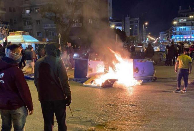 LIVE ενημέρωση: Καίγεται η Νέα Σμύρνη – Επεισόδια και μολότοφ στην πορεία (vids + pics) | panathinaikos24.gr