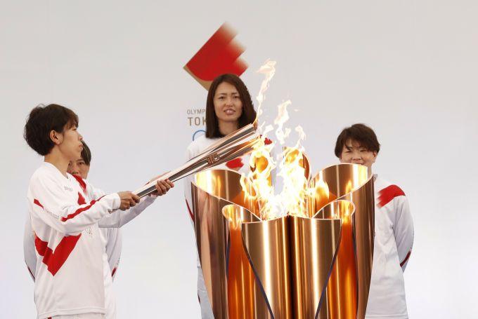 Τόκιο 2020: Η Ολυμπιακή Λαμπαδηδρομία σε κλικ [pics] | panathinaikos24.gr