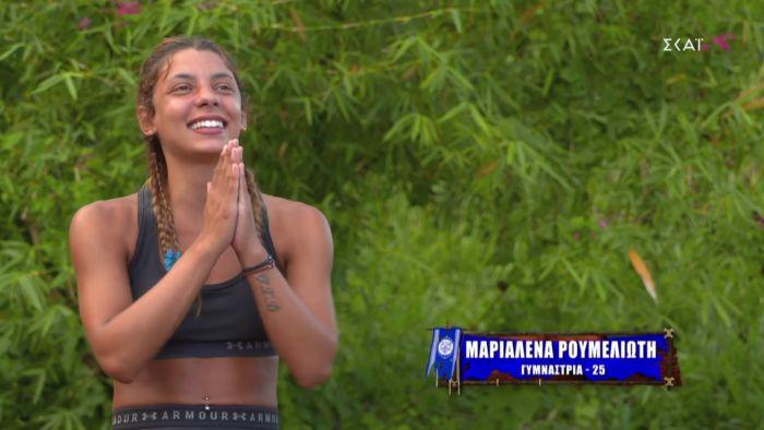 Survivor: Η Μαριαλένα έκανε τεστ εγκυμοσύνης (video) | panathinaikos24.gr