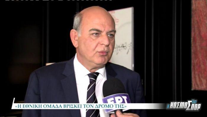 Β.Γραμμένος: Διαρκώς βελτιούμενη η διαιτησία – Η Εθνική βρίσκει τον δρόμο της (vid) | panathinaikos24.gr