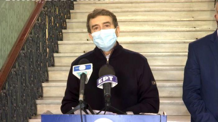 """Μ. Χρυσοχοΐδης : """"Το δεύτερο 15μερο του Απριλίου σε δράση η πανεπιστημιακή αστυνομία"""" (vid)   panathinaikos24.gr"""