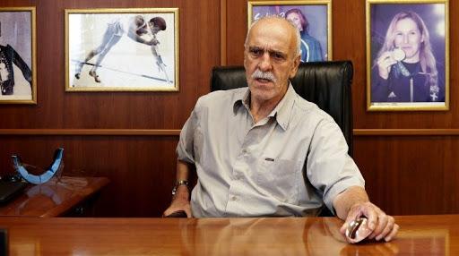 Βασίλης Σεβαστής: Νοσηλεύεται με κορονοϊό | panathinaikos24.gr