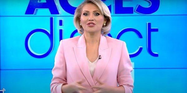 Γυμνή γυναίκα εισβάλλει στο πλατό εκπομπής και ρίχνει πέτρα στην παρουσιάστρια (Vid)   panathinaikos24.gr