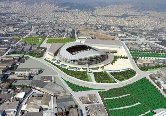 Ο Παναθηναϊκός πρότεινε κλειστό γήπεδο 3.000 θέσεων και στίβο στον Βοτανικό | panathinaikos24.gr