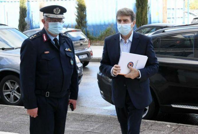 Συναγερμός στην ΕΛ.ΑΣ για Κουφοντίνα: Εκτάκτως στην ΓΑΔΑ ο Χρυσοχοΐδης | panathinaikos24.gr